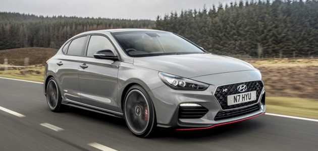 2019 Hyundai I30 Fastback N Fiyatı Ve özellikleri Açıklandı