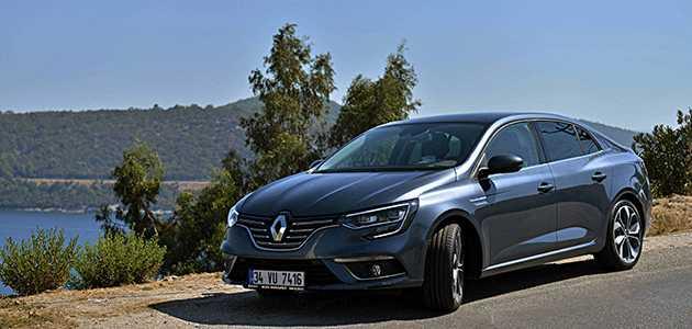 2017 Renault Megane Sedan Motor  U00d6zellikleri Ve Fiyat