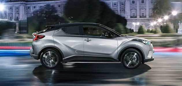 2017 toyota chr c hr hibrit yak t t ketimi fiyat listesi ne olur. Black Bedroom Furniture Sets. Home Design Ideas