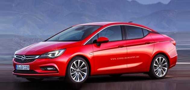 2016 Opel Astra Sedan Nasıl Olacak 2015-06-03 ...